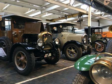 Saurer Museum Arbon - Von Textilgeschichte bis zum LKW