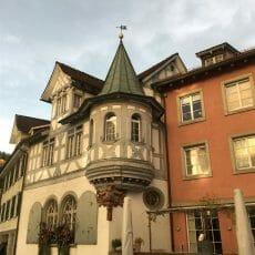 Auf den Spuren der Spitze in der Textilstadt St. Gallen