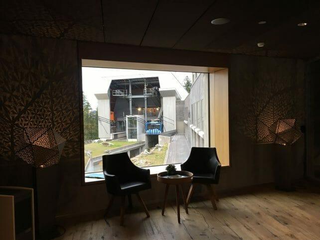 Säntis Hotel und Bergbahn