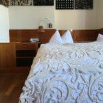 Übernachten in textilen Kostbarkeiten der Ostschweiz – die Textilzimmer