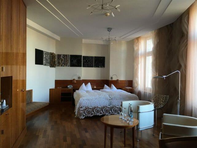 Hotel Einstein in St. Gallen