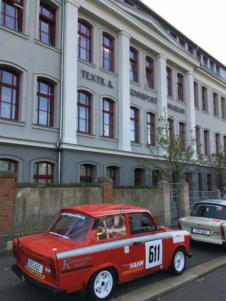 Textil und Rennsport Museum in Hohenstein Ernstthal im Erzgebirge - Industriekultur