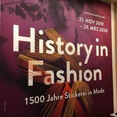 History in Fashion  – Ausstellung im Grassimuseum in Leipzig