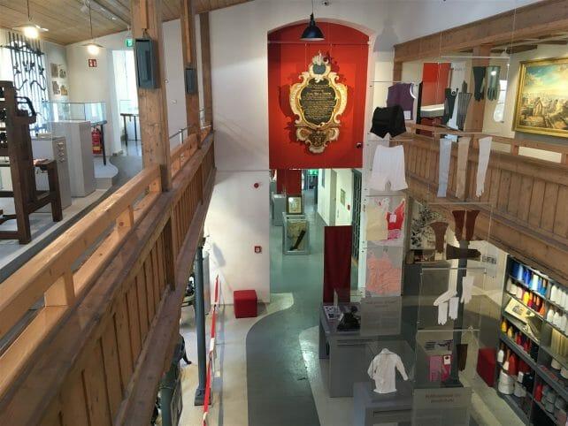 Textilmuseum - Esche Museum in Limbach-Oberfrohna in Sachsen