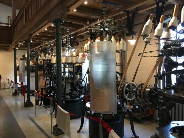 Sächsische Industriekultur - das Esche Museum in Limbach-Oberfrohna