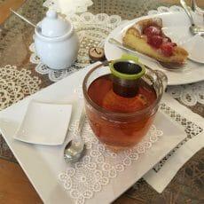 Spitze und Genuß im Laden und Café Spitz rein in Bamberg