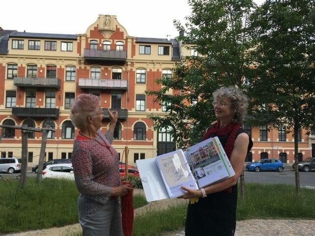 Rundgang Faszination Spitze in Plauen - Industriekultur