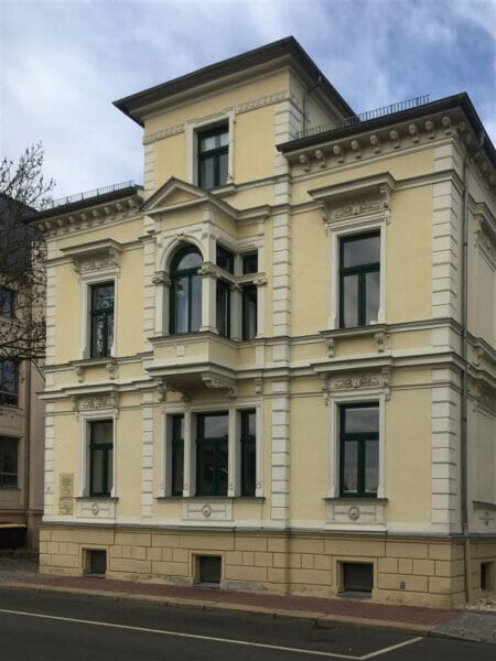 Plauen - Villa