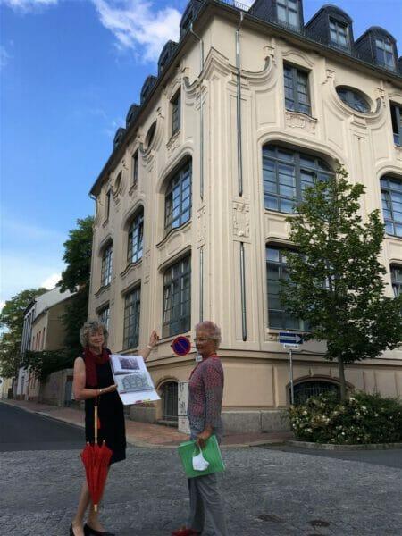 Rundgang Faszination Spitze in Plauen