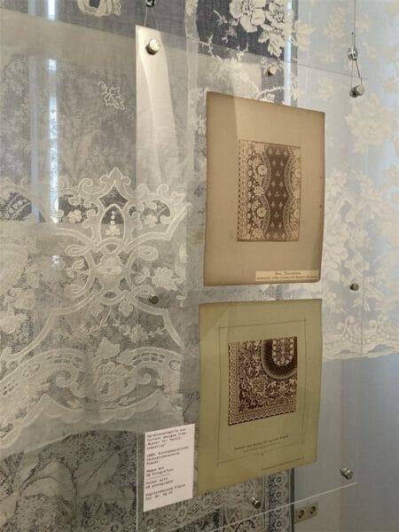 Plauener Spitze - Ausstellung im Vogtlandmuseum und Kunstgewerbemuseum in Pillnitz der SKD