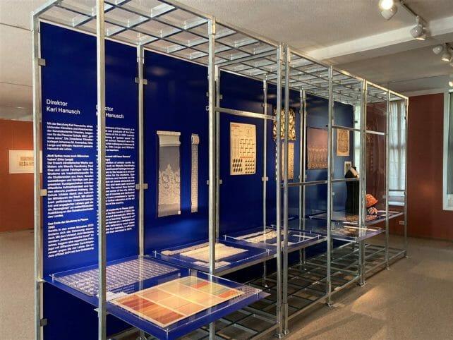 Ausstellung Nouveautes - Plauen Vogtlandmuseum